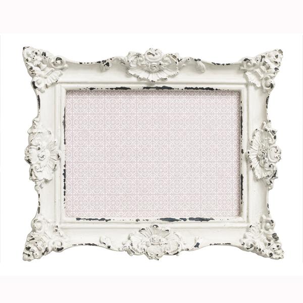 magnettafel baroque weiss von nordal homely home sch ne artikel f r dein zu hause. Black Bedroom Furniture Sets. Home Design Ideas